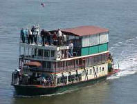 Scenic River Boat Cruises for Business Groups, Weddings and Family Events